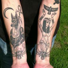 I want an anubis tattoo