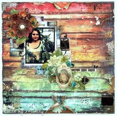 7 Dots studio , 7 Dots Dreamer , Mixed Media , Layout