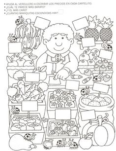 123 Manía: actividades de matemática para imprimir, resolver y colorear - Betiana 1 - Álbuns da web do Picasa