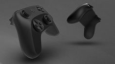Game controller on Behance