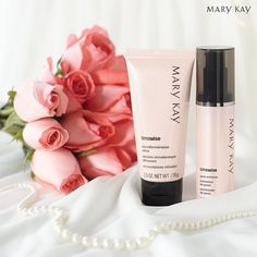 Get the look of polished, younger skin and significantly smaller pores with this two-step system. | www.marykay.com/snelson61944