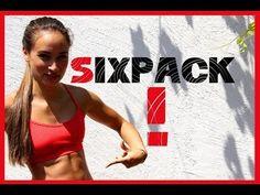 Sixpack Workout - Beste Übungen für einen flachen Waschbrett - Bauch | schlanke Taille - YouTube