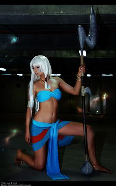 Kida - Disney Atlantis - Warrior Princess by ~LicorneZsu on deviantART