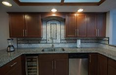 Kitchen in Geist - contemporary - kitchen - indianapolis - By Design LLC (Caledonia)