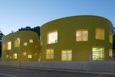 Tellus Nursery School's Architecture