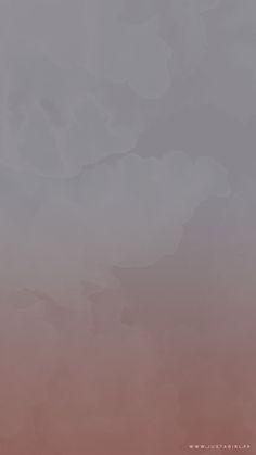 Moon Simple Watercolor iPhone Wallpaper Home @PanPins