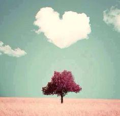 Las nubes hablan de Amor...