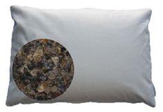 Beans72 Organic Buckwheat Pillow - Twin/ Standard Size (2...