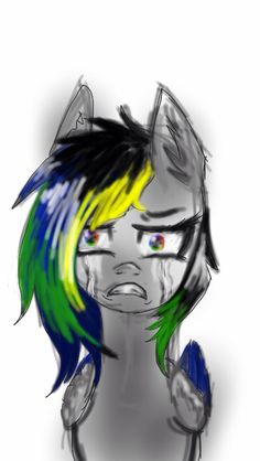 """""""I am sorry I am such a bad friend"""" -Fluorescent Night. @VinylDerp @tkdogg @sanayasir (just a sketch-ish, thing. And I really am sorry I am such a jerk. Mention anyone else that I may have been rude or mean to.)"""