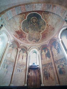 Saint Lizier Roman, Barcelona Cathedral, Saints, Tower, Midi, Places, Travel, Fresco, Rook