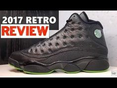 2dff9be29cf Air Jordan 13 XIII Altitude 2017 Retro Sneaker HONEST REVIEW