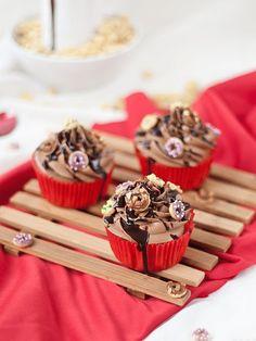 Cupcakes con Donut Sprinkles - Megasilvita
