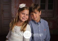 The Britt children. So sweet! #mindyharmon http://www.mindyharmon.com