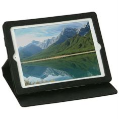 Embassy Black Tablet Computer Cover - ONE SALE NOW - $12.95 @ www.ncclearance.com/luggage  #tablets #iPad