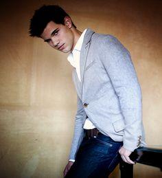 Taylor Taylor Lautner, Jacob Black, Hot Actors, My Boyfriend, My Hero, Handsome, Husband, Edward Cullen, Blazer