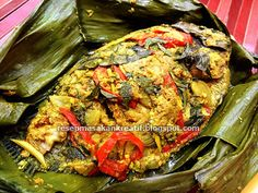 Resep Pepes Ikan | Resep Masakan Indonesia (Indonesian Food Recipe)