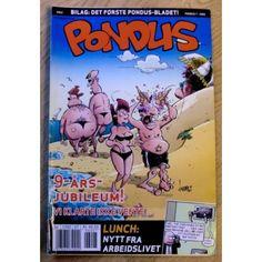 Pondus: 2009 - Nr. 7 - 9-års jubileum