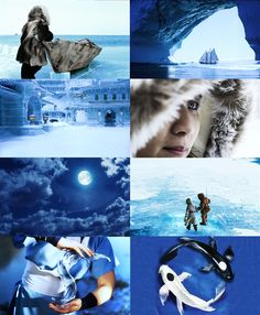 Avatar the Last Airbender - this isn't all that great, but it does provide scope for imagination