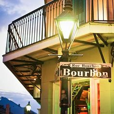 New Orleans - Current location. Love it here!!
