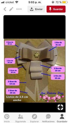 Creating DIY Fashion Trends – Designer Fashion Tips Ribbon Jewelry, Ribbon Art, Diy Ribbon, Fabric Ribbon, Fabric Jewelry, Ribbon Bows, Fabric Flowers, Shabby, Fabric Embellishment