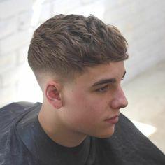 Bold Cut Frisur moderne Variante Frisurentrends 2017