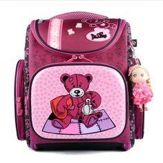 Fashion Brand Cartoon Dogs Cute Bear Girls School Bags  #bag #handbags #fashion #YLEY #L09582 #kids #Happy4Sales #highschool #WomenWallets #bagshop #shoulderbags #backpack  #CartoonBackpack