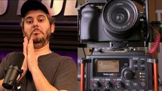 Basic Video Podcasting Setup | Tips #Videography Podcast Setup, Studio Setup, Videography, Awkward, Music Videos, Tips, Counseling