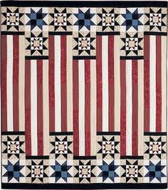 Quilt of Valor - Love  this pattern