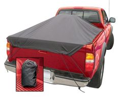Shop for Keeper 09811 Quik-Cap Tonneau Cover. Get free delivery On EVERYTHING* Overstock - Your Online Home Improvement Shop! Best Truck Bed Covers, Pickup Truck Bed Covers, Pickup Trucks, Rv Truck, Truck Bed Liner, Jeep Patriot, Tonneau Cover, Tarpaulin, Truck Accessories
