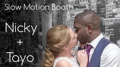Soulful Reflection - Slow Motion Booth - Nicky & Tayo