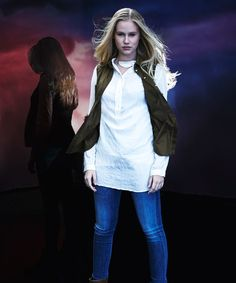 """Danika Yarosh of """"Heroes Reborn"""" promises the new miniseries won't disappoint fans of the original show."""