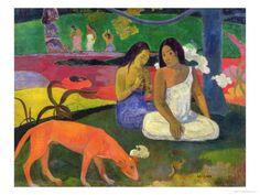 Gauguin  Arearea, 1892  Giclee Print