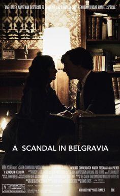 A Scandal in Belgravia poster