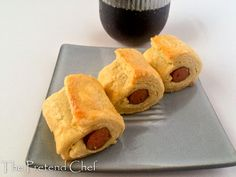 Nigerian sausage roll is a snack of seasoned sausage meat wrapped in dough. It is soft, light, flaky and golden with well-seasoned sausage meat inside. Nigerian Sausage Roll Recipe, Well Seasoned, Sausage Rolls, Hand Pies, Egg Rolls, Hot Dog Buns, Appetizers, Bread, Snacks