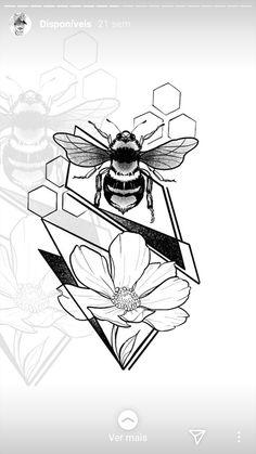 Creepy Drawings, Dark Art Drawings, Bug Tattoo, Lion Tattoo, Floral Tattoo Design, Flower Tattoo Designs, Tattoo Sketches, Tattoo Drawings, Black Tattoos