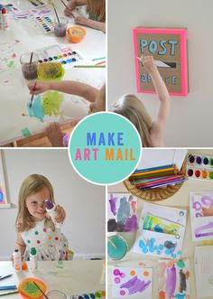 Make Art Mail