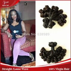 aliexpress uk/Nigeria brazilian loose wave romance bouncy curls funmi hair 8a ishow fumi hair products remy human hair extension