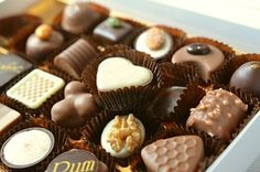 Chocolates, Alimentos, Doces, Calorias