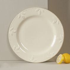 """Abigail 11"""" Dinner Plate"""
