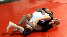 Jiu Jitsu Techniques - Darce, Guillotine, and Twist Chokes Against All 4