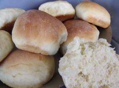 Old School House Yeast Rolls Recipe - Food.com: Food.com
