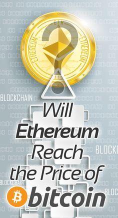 can ethereum reach bitcoin