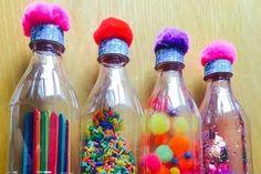 Botellas sensoriales: ¿Por qué todos los niños deberían tenerlas?