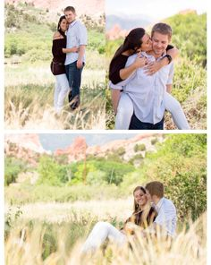 Published - Colorado Springs wedding photographer | Garden of the Gods Engagement |Fort Myers, Naples, Sarasota Wedding Photographer | Hunter Ryan Photo