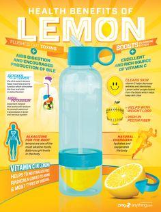 Lemon is a powerful fruit! #citruszinger #lemonwater #lemonbenefits