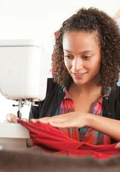 2-Hour Introductory Sewing Class for Kids + Adults: Lilian Raven Clothing learn to sew? $29