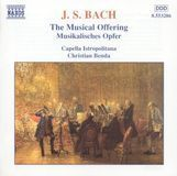 Bach: The Musical Offering [CD]