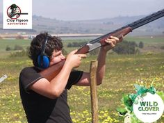 Wild Clover offers specially arranged clay pigeon shooting under expert guidance and in a very safe environment. Our traps are set up to suit the novice. Clay Pigeon Shooting, Farm Activities, Self Catering Cottages, Table Mountain, Clays, Wildlife, Environment, Challenges, Suit