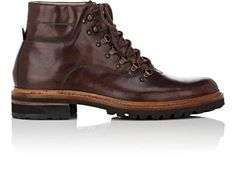 HARRIS Leather Hiking Boots. #harris #shoes #boots