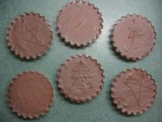 The Organic Heretic: Diabetic Friendly Chocolate Peanut Butter Cups